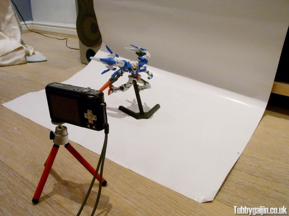 Photographing your Gunpla