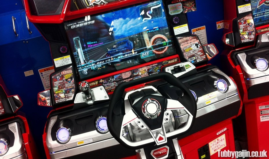 Gyrozetter, arcade gaming at it's finest