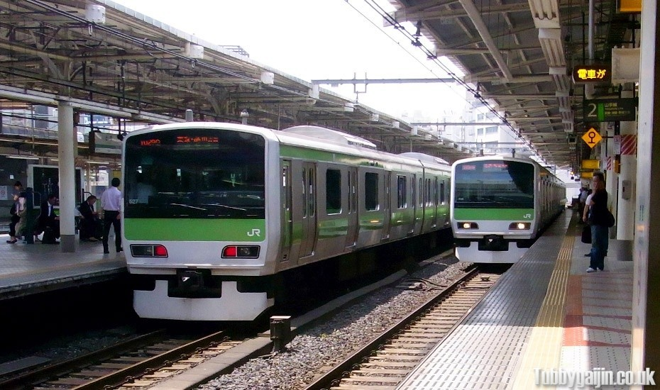Yamanote Line - FULL LOOP!