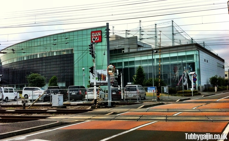 Bandai Hobby Center Shizuoka, the home of Gunpla