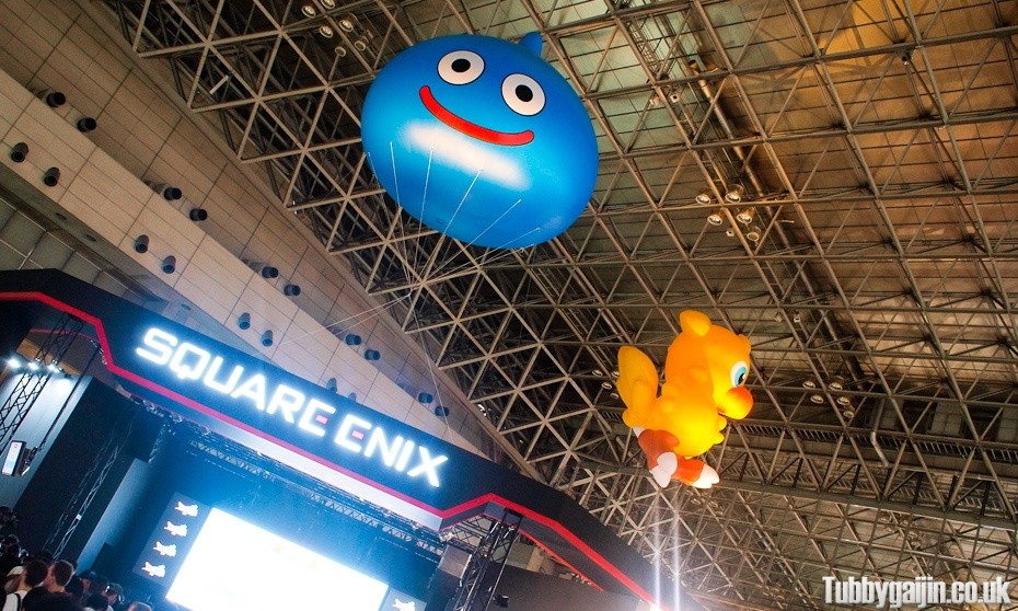 Tokyo Game Show 2012 - Square Enix