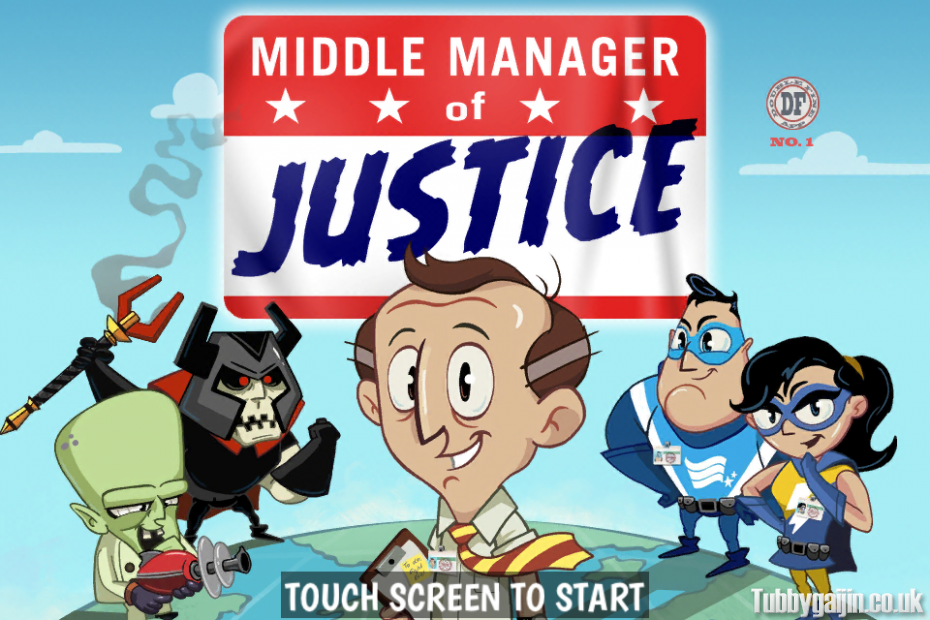 App Review: Middle Manager of Justice