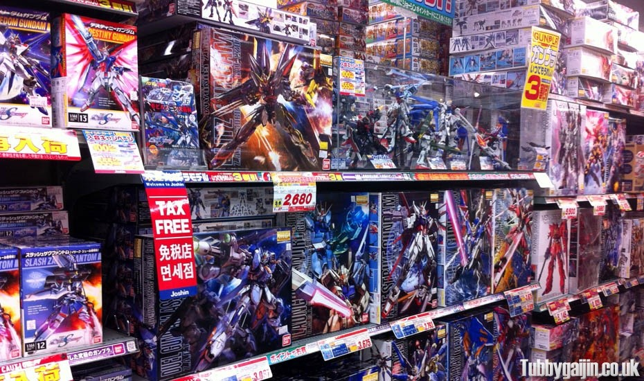 Osaka Gundams - SEED Section