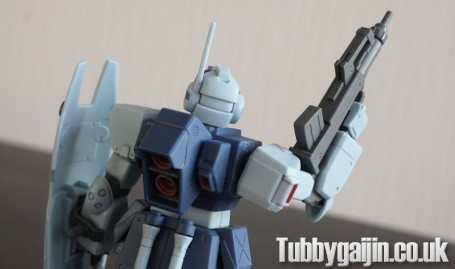 HG 1/144 RGM-79SP GM Sniper II - Review